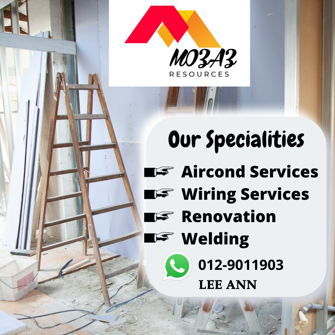 Aircond Services Renovation Wiring Services Welding
